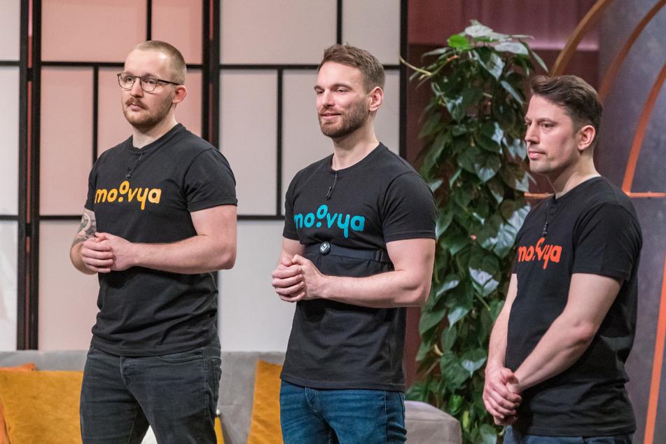 Höhle der Löwen: Höhle der Löwen: Sportliches Dresdner Trio will Investoren überzeugen