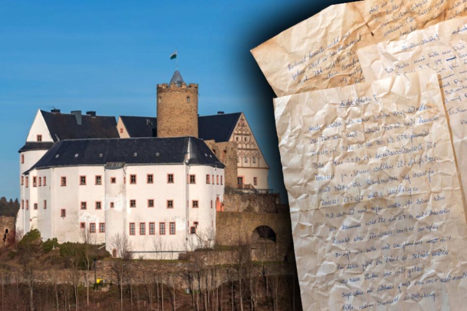 Diese Briefe zeigen das dunkle Geheimnis von Burg Scharfenstein