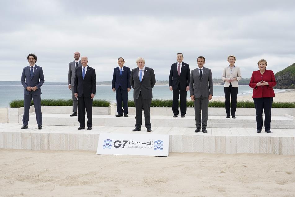 Nach dem Abschluss des G7-Gipfels im englischen Cornwall sind nicht alle mit den Ergebnissen zufrieden.
