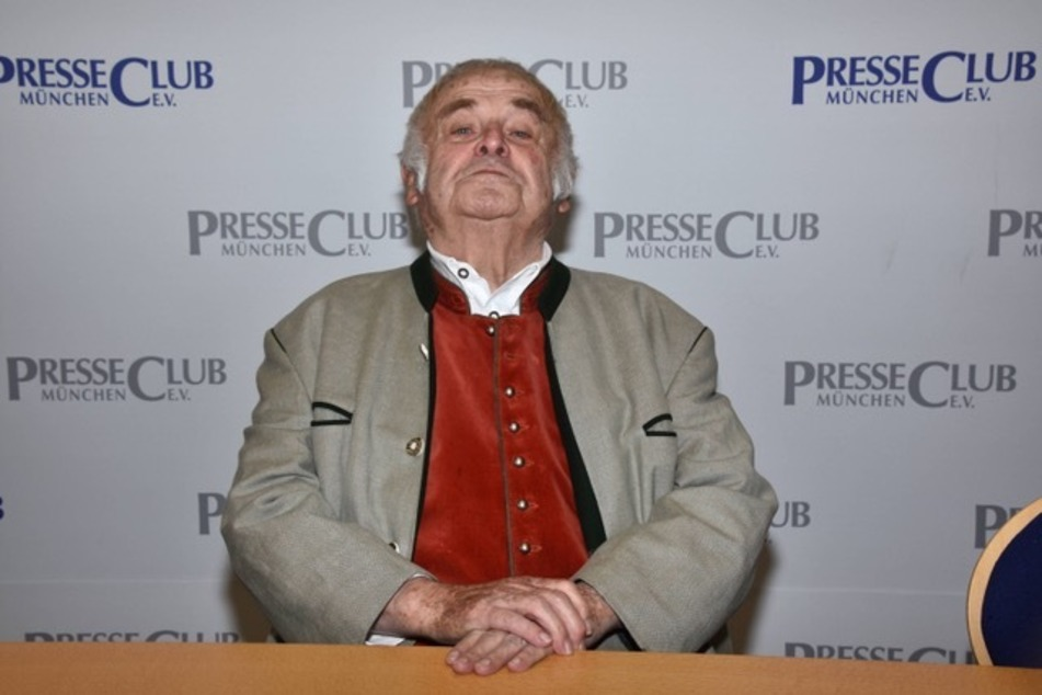 Wirtslegende Richard Süßmeier feierte seinen 90. Geburtstag am Samstag im kleinen Kreis.