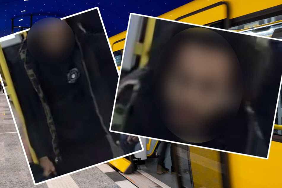 Die Polizei hat mit Bildern aus einer Überwachungskamera nach dem Verdächtigen gesucht.
