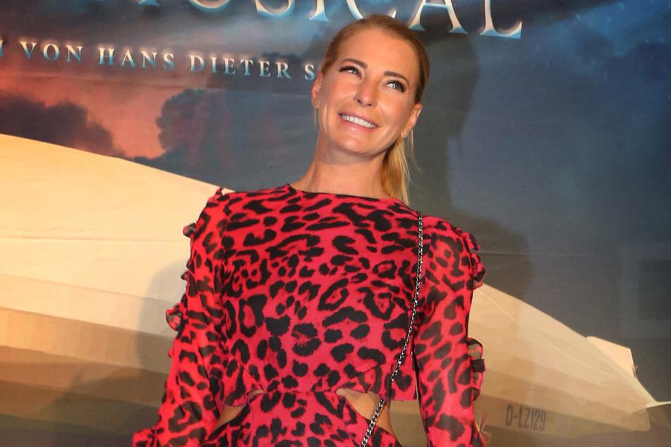 """Giulia Siegel (46) war zuletzt in """"Tempation Island VIP"""" zu sehen."""
