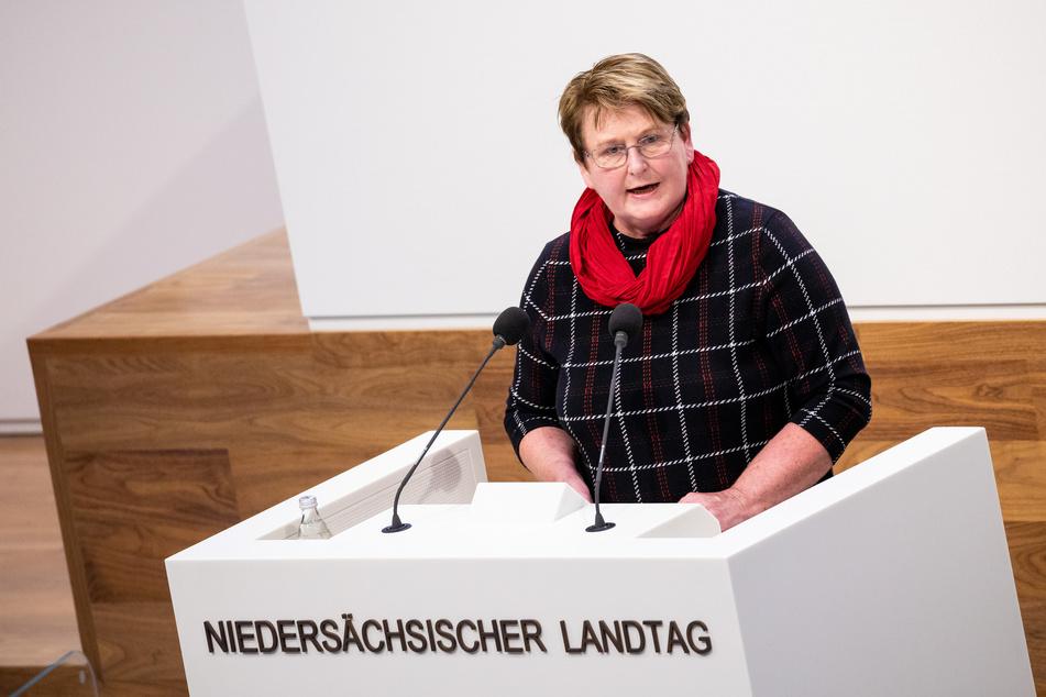 Johanne Modder ist die Vorsitzende der SPD-Fraktion im Niedersächsischen Landtag.