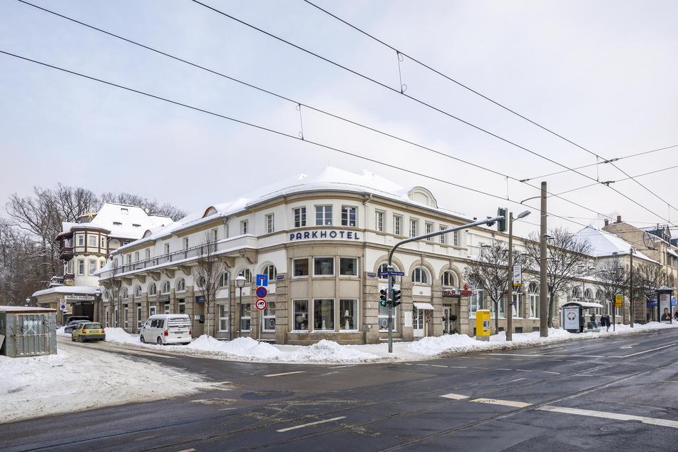 Das Parkhotel ist seit vielen Jahrzehnten für die Dresdner eine gute Adresse für vergnügten Schwof.