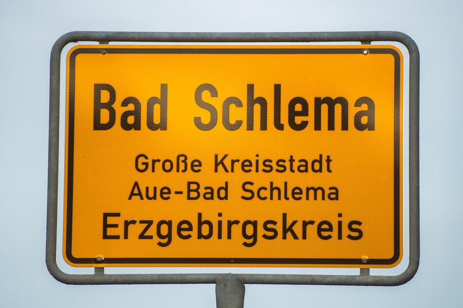 Bad Schlema (Erzgebirge) ist staatlich anerkannter Kurort.