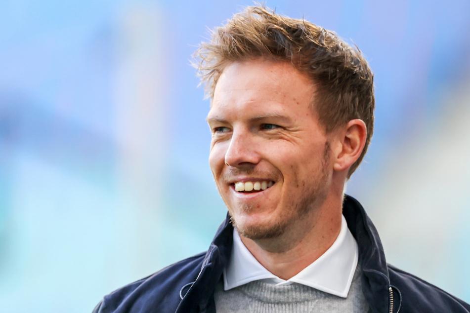 Julian Nagelsmann (33) trainiert ab kommender Saison die Bayern-Stars.