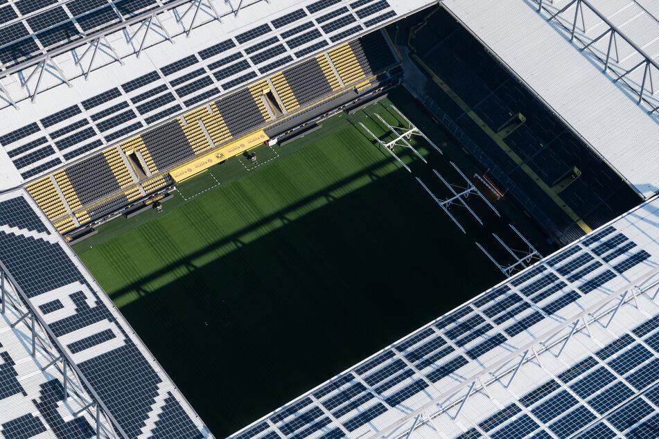 Der Signal Iduna Park, Stadion von Borussia Dortmund, diente zuletzt auch als Corona-Testzentrum.