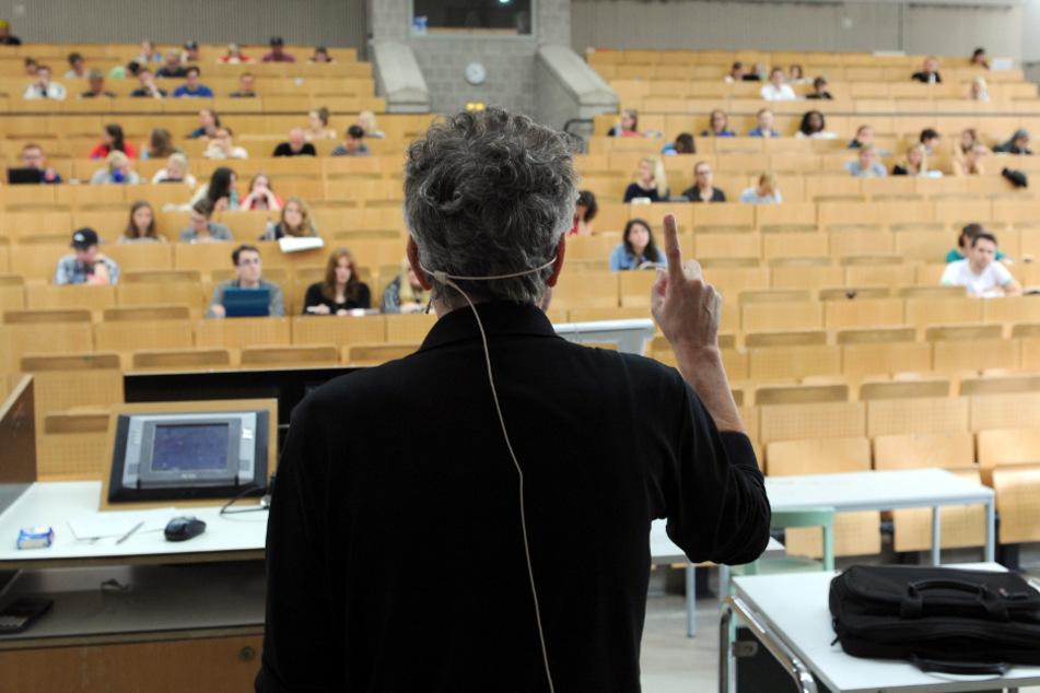 Die meisten Vorlesungen und Prüfungsleistungen sollen digital erbracht werden. (Symbolbild)