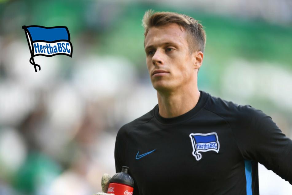 Hertha BSC: Alexander Schwolow warnt vor Rückschritt!