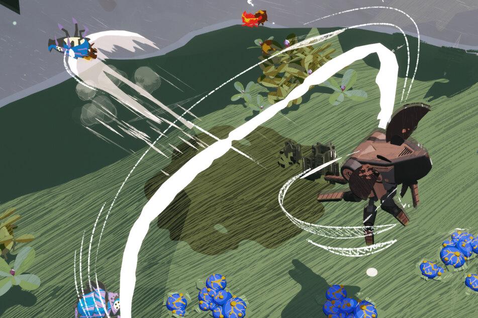 Preview zu Stonefly: Mit dem Kampfroboter auf Selbstfindungstrip