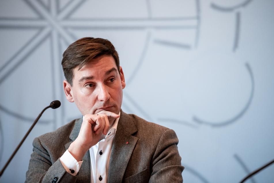 Sebastian Hartmann (42) ist Vorsitzender der NRW-SPD.