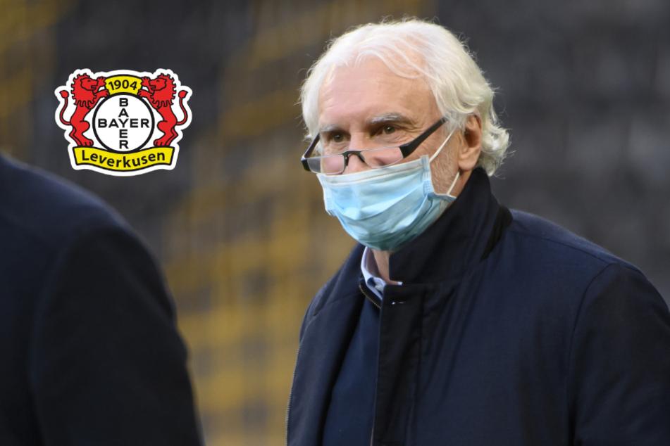 Leverkusen gegen Serien-Meister unter Druck: Rudi Völler mit klarer Ansage