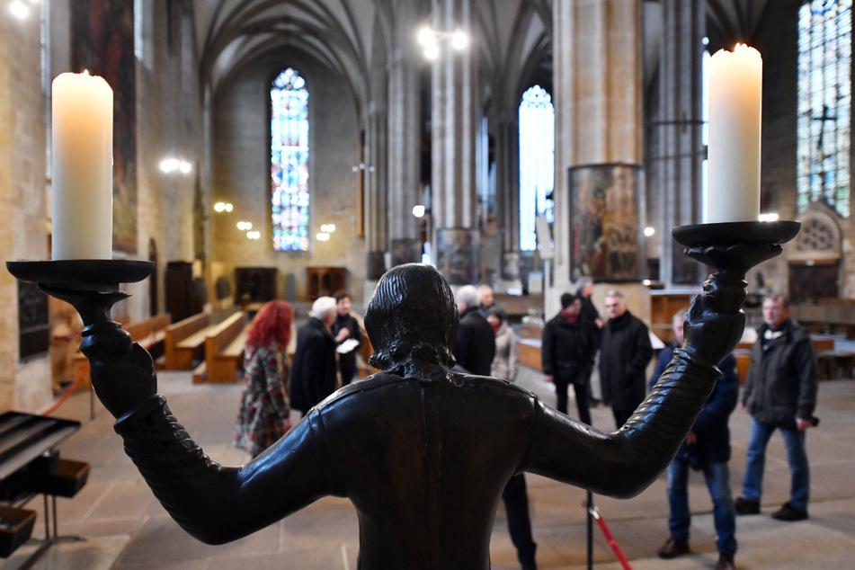 Auch in der Pandemie gingen die Kirchenaustritte weiter. (Symbolbild)