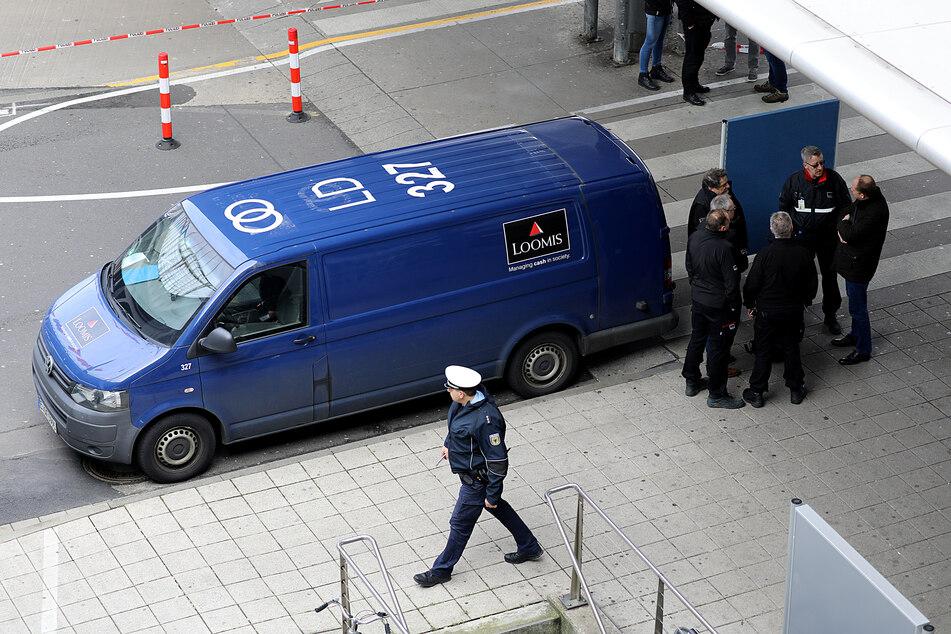 Raubüberfälle auf Geldtransporter: Geschnappter Mann (60) soll Reemtsma-Entführer sein!