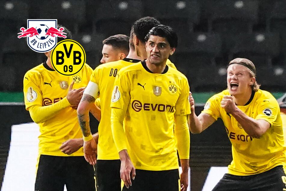 Pokal-Final-Liveticker RB Leipzig gegen BVB zum Nachlesen: Dortmund schnappt sich die Trophäe!