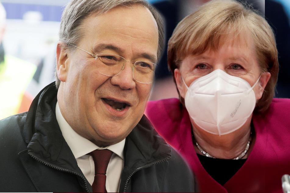 Armin Laschet befürwortet Idee des Bundeskampfs gegen die Pandemie