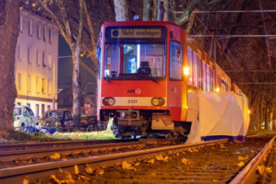 Köln-Ehrenfeld: Mann wird von Straßenbahn überrollt und stirbt