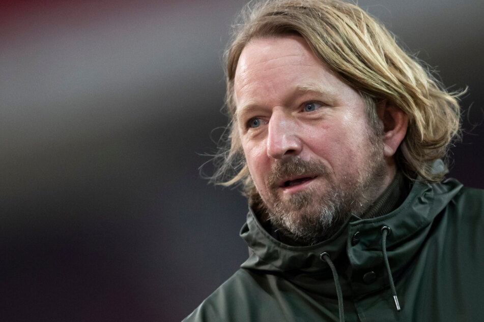 Hat die sportliche Entwicklung im Blick: VfB-Sportdirektor Sven Mislintat (48).
