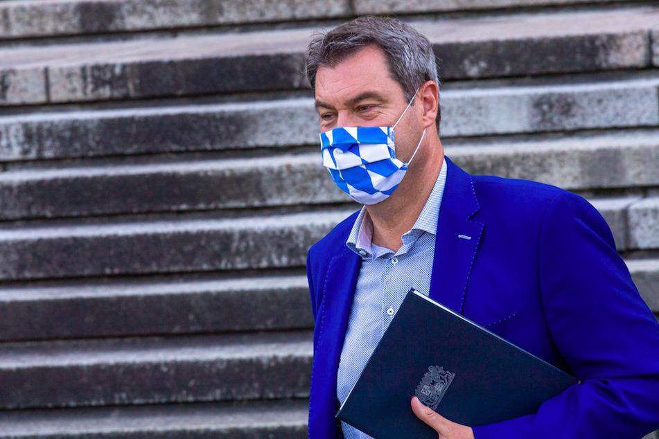 Bürger zweifeln: Verzichtet Söder wirklich für Bayern auf Kanzlerkandidatur?