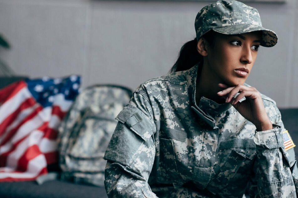 A congressional commission said the draft should be open to men and women ages 18 to 26 (stock image).