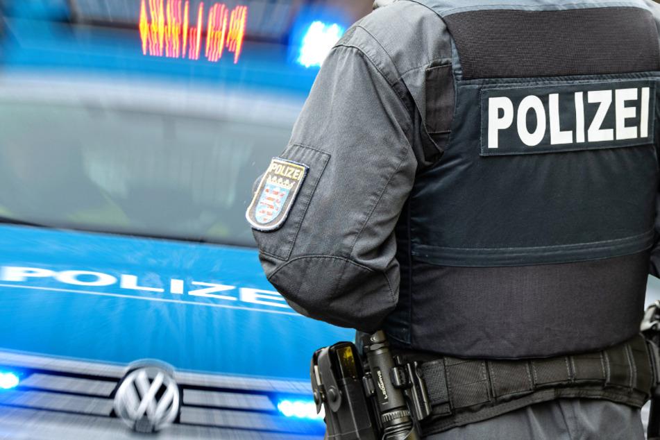 Als die Polizei den Mann kontrollierte, wurde er zunehmend aggressiv (Symbolbild).