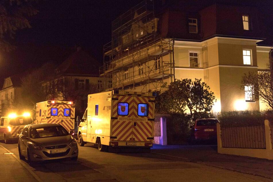 Chemnitz: Drama in Freiberg: Mann erschießt Ehefrau