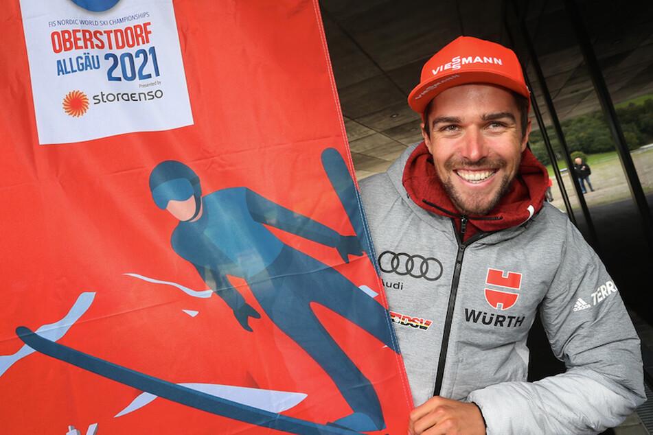 Zurück im Aufgebot: Johannes Rydzek darf bei WM-Einzel starten