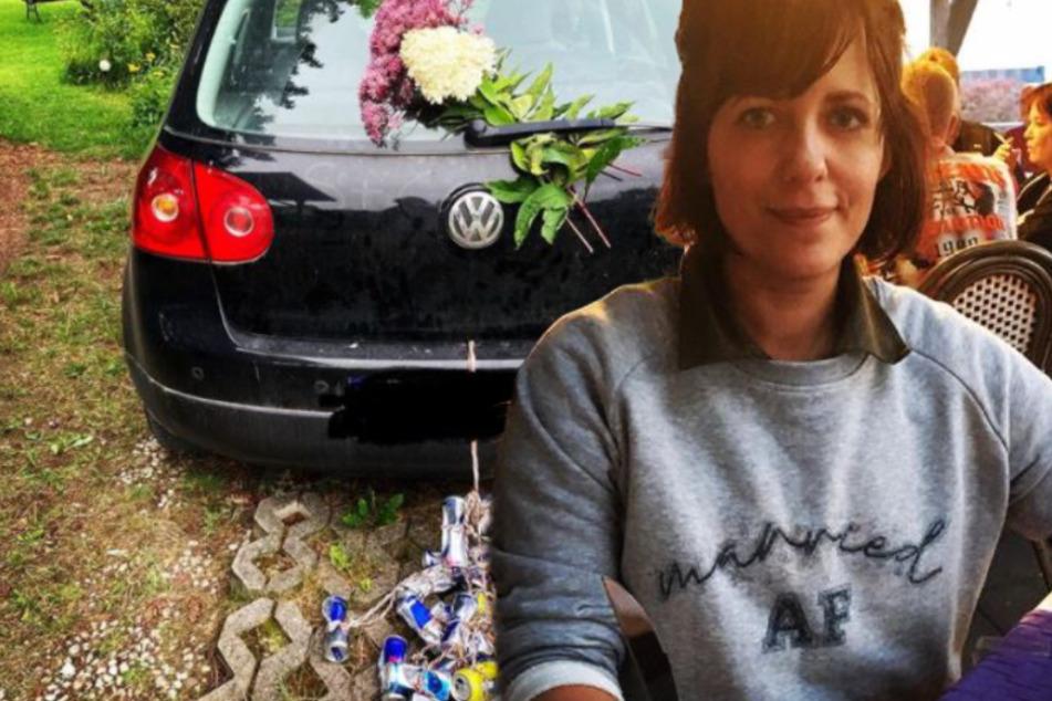Moderatorin und Autorin Sarah Kuttner (41) hat sich getraut.