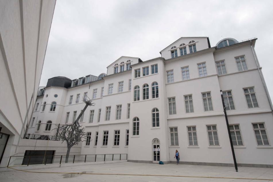 Nach fünf Jahren Bauzeit: Jüdisches Museum in Frankfurt wird eröffnet
