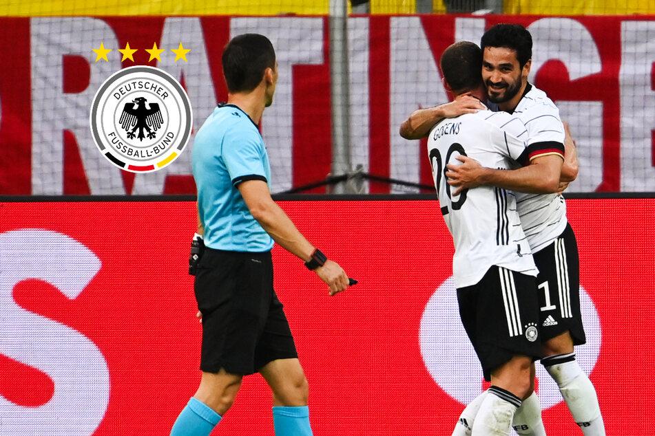 DFB-Team: Ilkay Gündogan hat Entscheidung getroffen!
