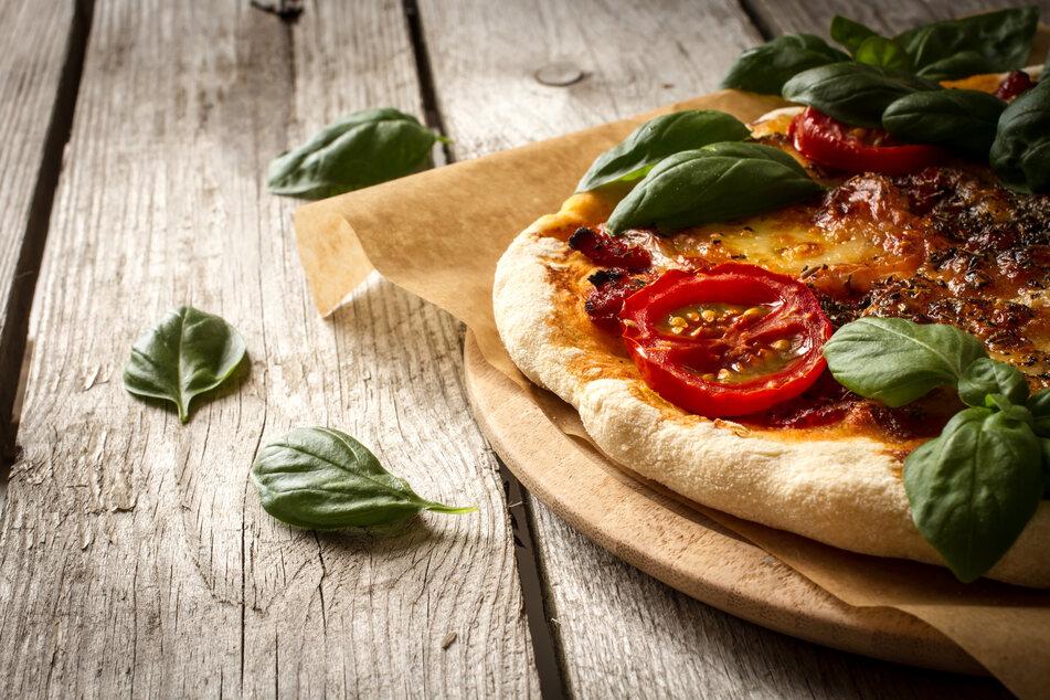 Leckere Pizza, wie vom Profi. (Symbolbild)