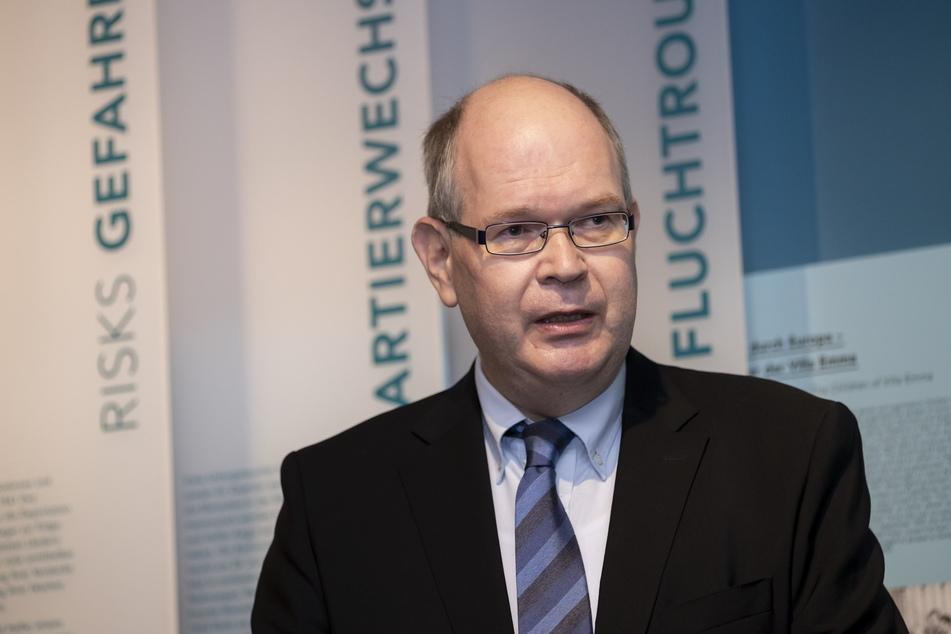 Gedenkstätten-Leiter Johannes Tuchel (63) fielen die Fälschungen im November 2019 auf.