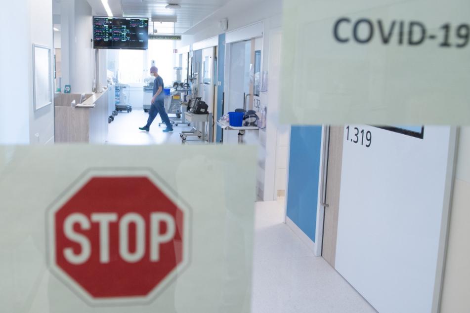 Sachsens Kliniken haben genügend Intensivbetten für eine zweite Corona-Welle.