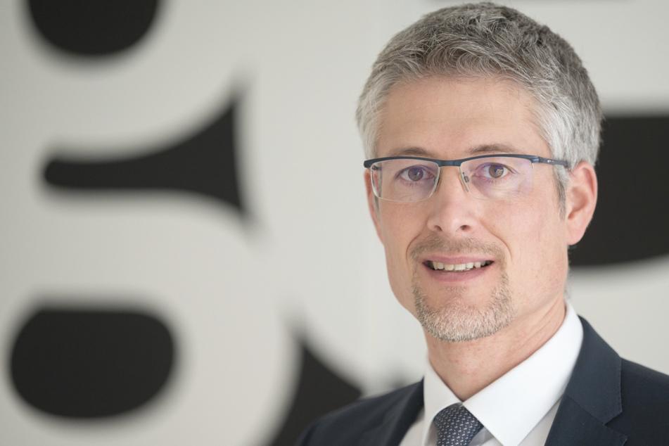 Steffen Jäger, Hauptgeschäftsführer des baden-württembergischen Gemeindetags.