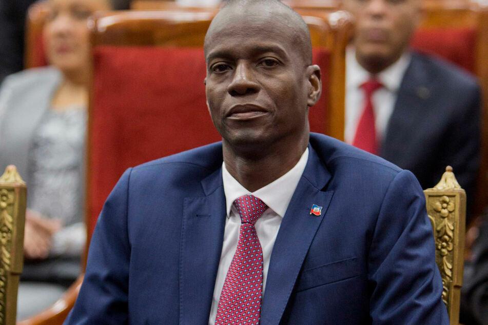 Haitis Präsident Jovenel Moïse wurde im Alter von 53 Jahren ermordet. (Archivbild)