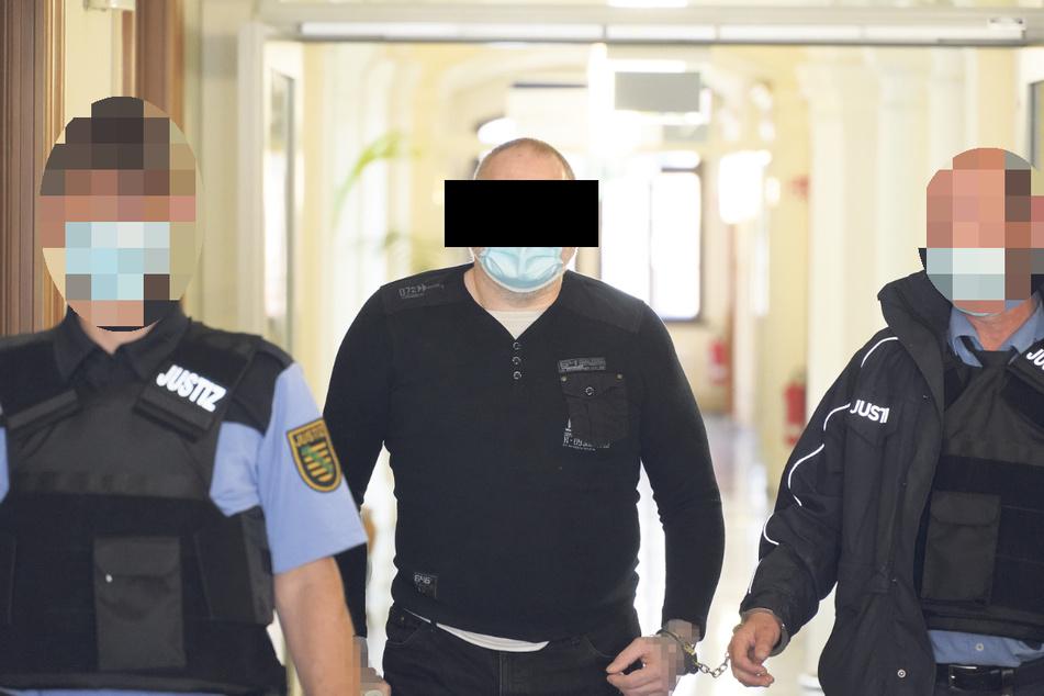 Drogen-Koch Jan H. (53) gestand seine Taten vor dem Richter.