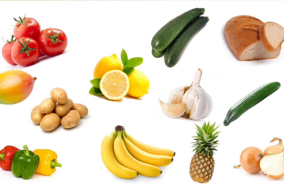 Diese Lebensmittel gehören nicht in den Kühlschrank.