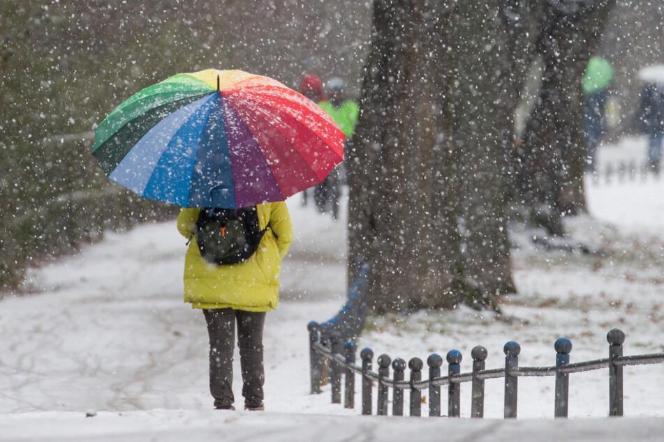 Schnee, Eis und Sturm: So ungemütlich wird das Wetter in Bayern