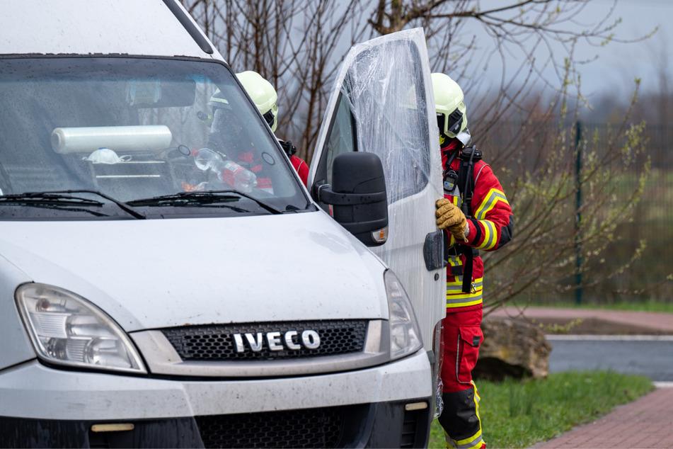 Ausgespäht und beklaut? Gas-Anschlag auf Autofahrer: Kripo ermittelt