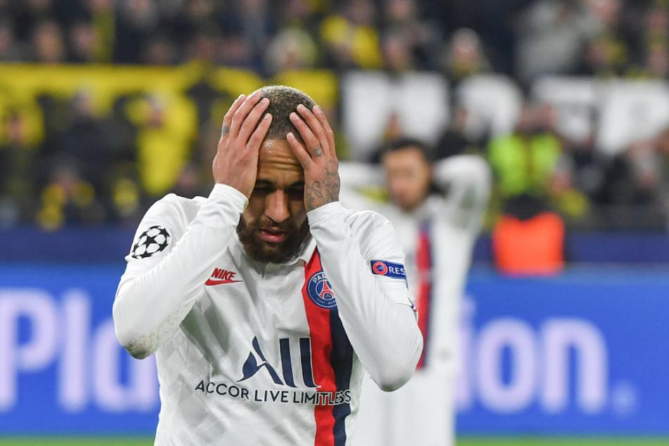 Wird Superstar Neymar (27) gegen den BVB nicht mit der Hilfe seiner Fans rechnen können?