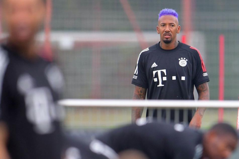Der langjährige Bayern-Star Jérôme Boateng (32) will mit dem FC Bayern München alle fünf Titel verteidigen, auch den in der Champions League.