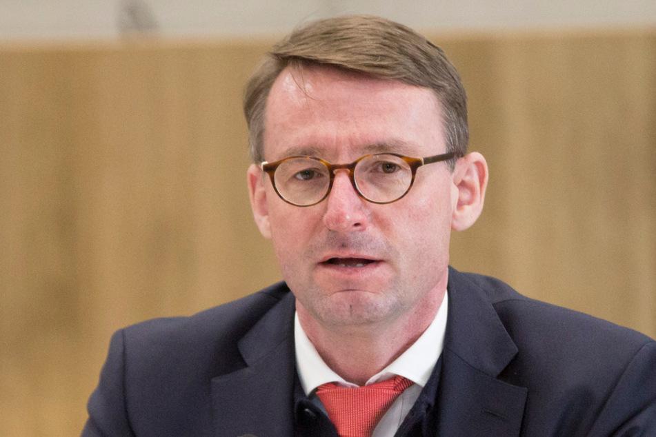 Innenminister Roland Wöller (50, CDU) fordert Konsequenzen vom Verein.
