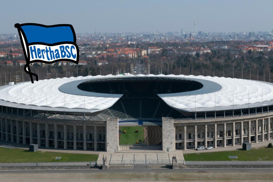 Olympiastadion erstrahlt künftig blau-weiß