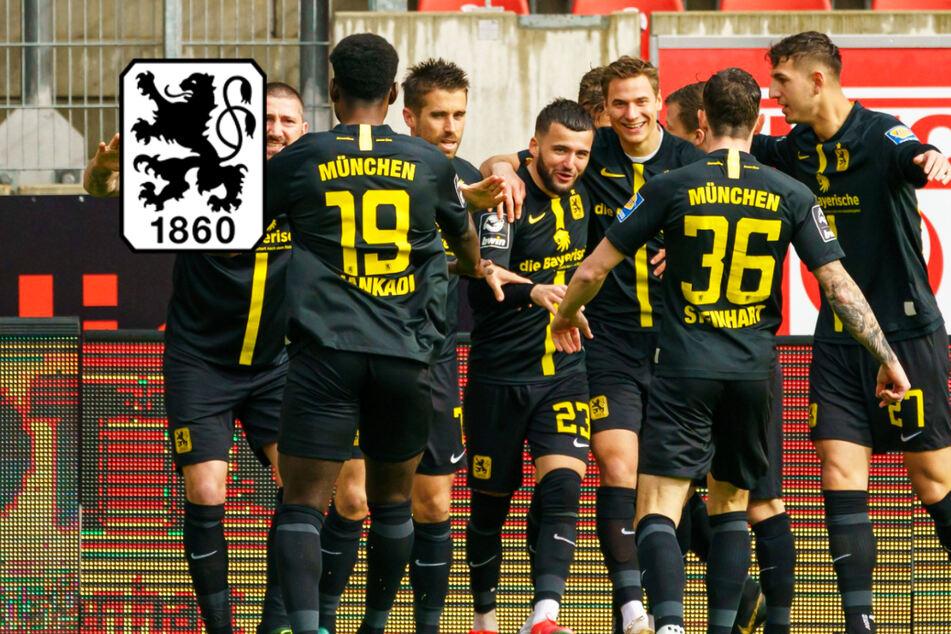 Kantersieg! 1860 München lässt Halleschem FC keine Chance