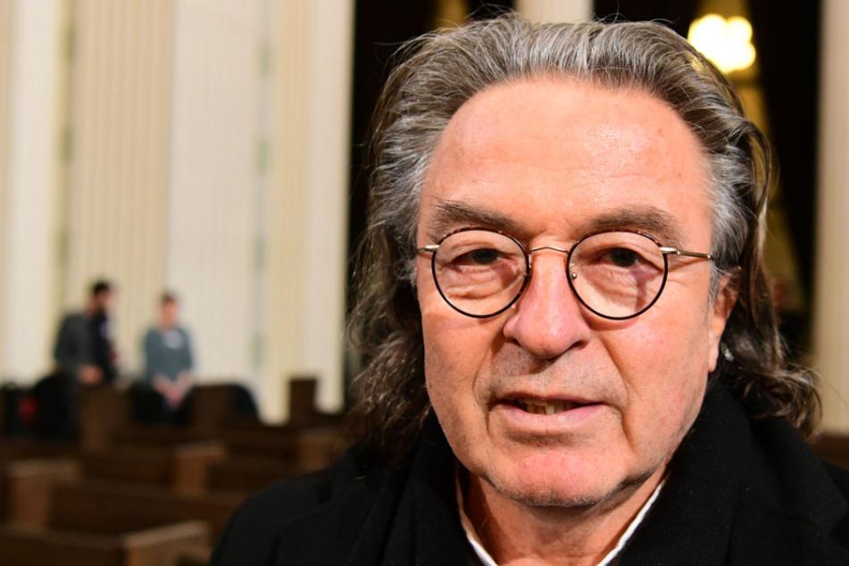 """Diestel watscht CDU ab und tritt aus: Letzter DDR-Innenminister bricht mit """"hilflosem Kanzlerwahlverein"""""""