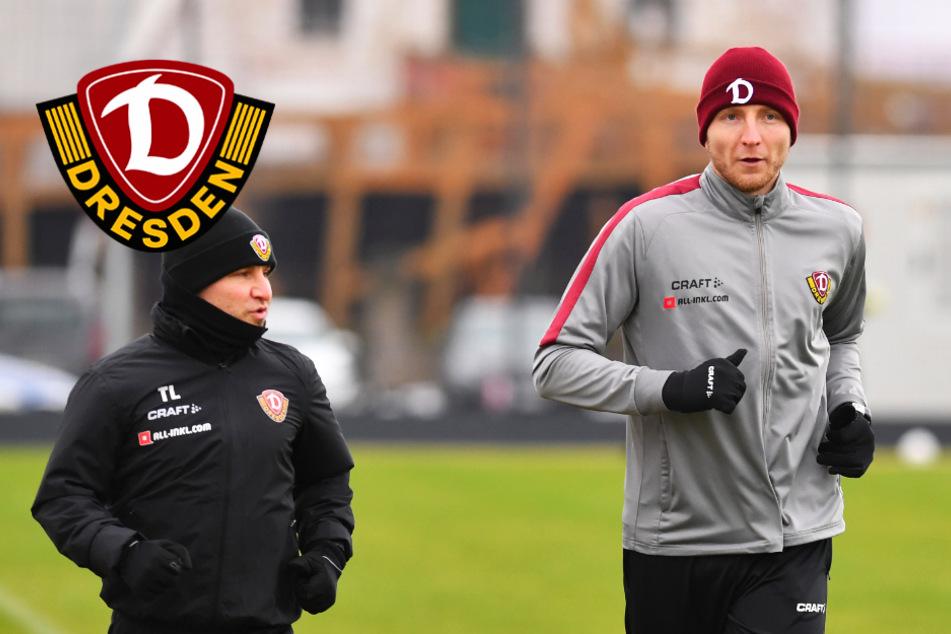 Ist Dynamo-Leader Hartmann Ende Februar wieder fit?