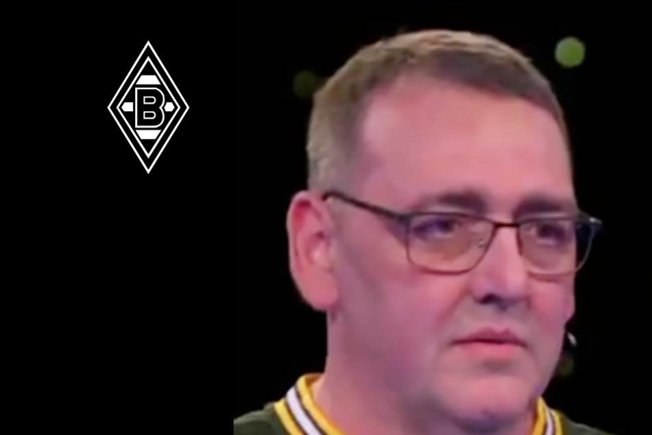 """""""Nee, sprech ich nicht aus"""": So belohnt Borussia Mönchengladbach nun seinen Kult-Fan!"""