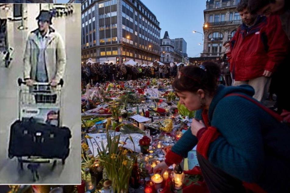 Nach Brüssel-Anschlag: Mann mit Hut ist gefasst!