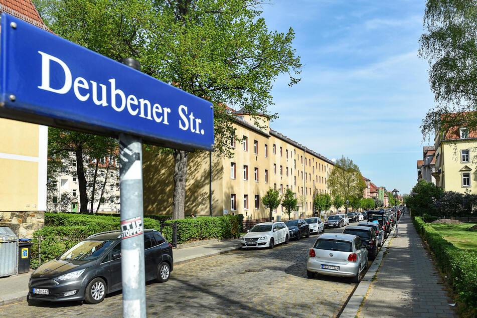 In der Deubener Straße soll Frank sich am Postkasten vergriffen haben.