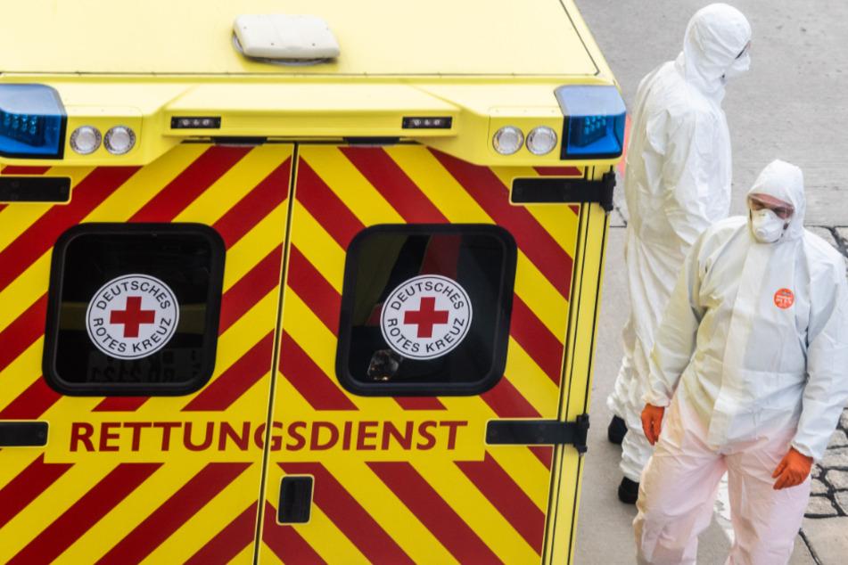Siebter Todesfall in Hessen: Seniorin mit Corona-Infektion in Hanau gestorben